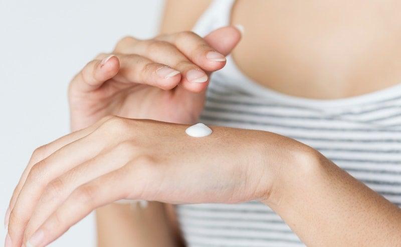 crema per unghie