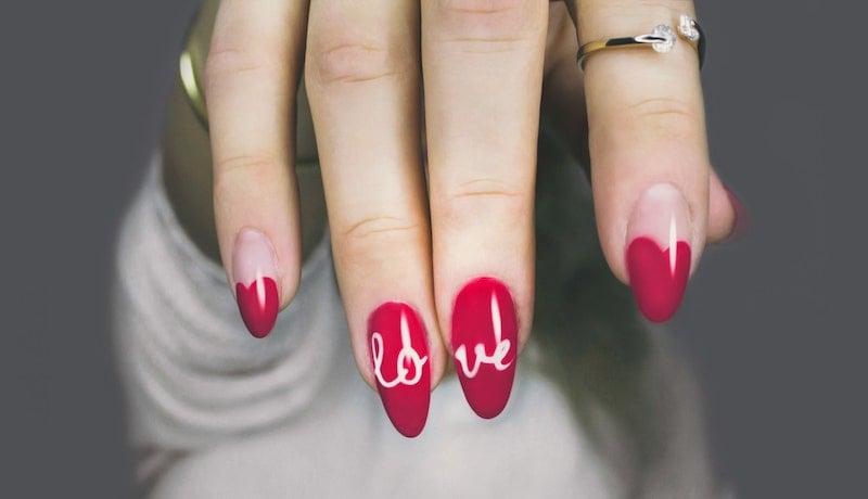 manicure semi-permanente a casa